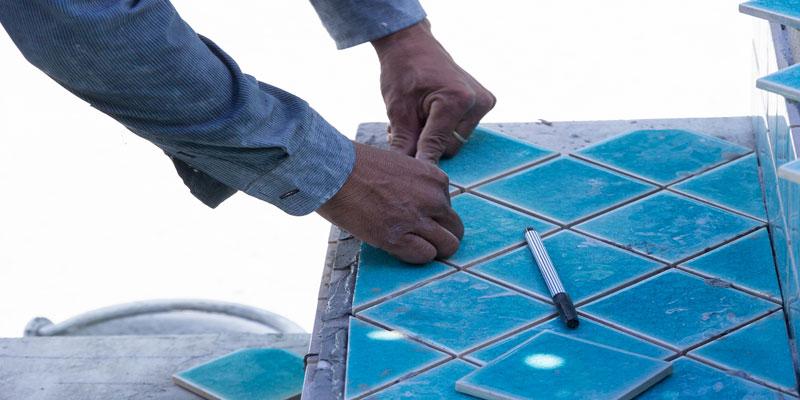 مراحل نازک کاری ساختمان