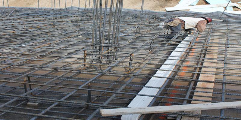 سقف کامپوزیت در ساختمان سازی