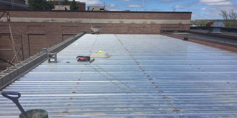 اجرای انواع سقف کامپوزیت